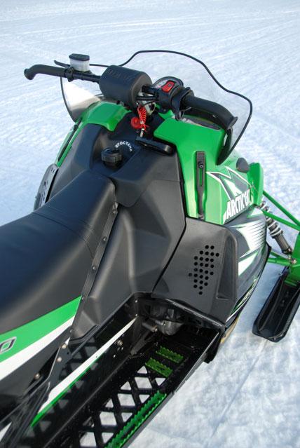 2010 Arctic Cat Sno Pro 500