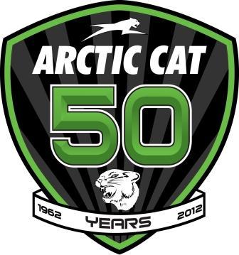 Arctic Cat's 50th Anniversary