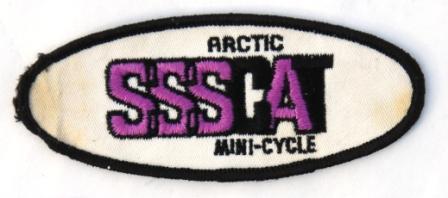 Arctic Cat SSSCAT patch