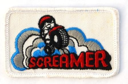 Arctic Cat Screamer patch