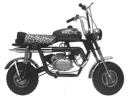 The first Arctic Cat Prowler