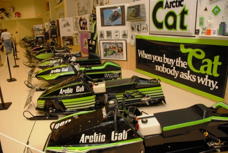 Arctic Cat 50th Party Day 1