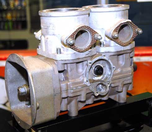 Prototype 440cc Lightweight twin
