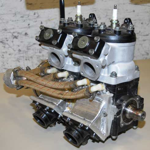 Third prototype 440 laydown