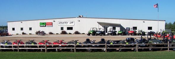 Country Cat Arctic Cat dealership