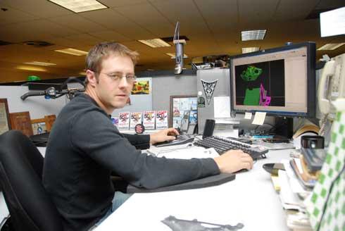 Andy Beavis, Arctic Cat Engineer
