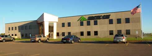 Arctic Cat Engine Facility in St. Cloud