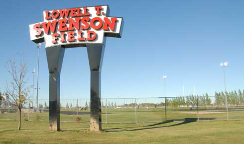 Lowell Swenson (from Arctic Cat) Field
