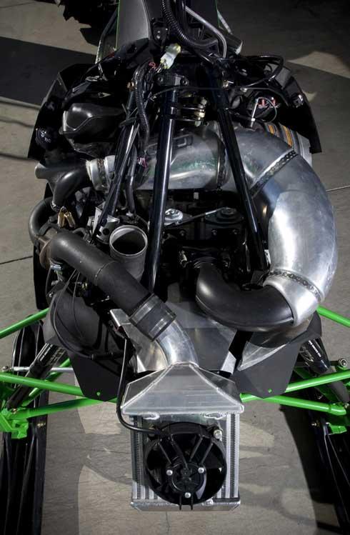 Boondocker Turbo Kit for Arctic Cat M800