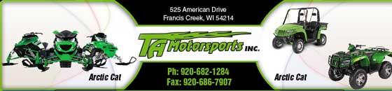 Arctic Cat dealer TA Motorsports