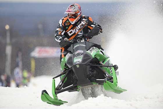 Team Arctic/CBR Pro Logan Christian at Duluth, photo by Wayne Davis