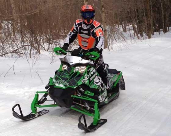 Gerard Krempasky, Team Arctic USCC East Racer