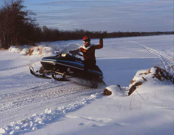 Peace Out with CJ Ramstad and the Arctic Cat Trail Cat