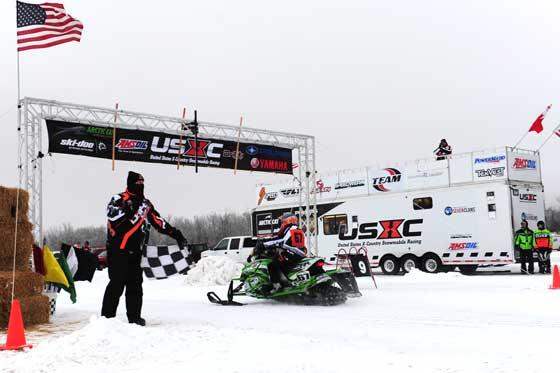Team Arctic Cat & Christian Bros. Racing XC pro, Ryan Simons