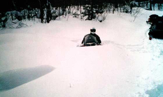 RL's memories of his 1992 Arctic Cat EXT Special