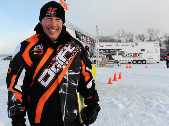 USXC owner Brian Nelson. Photo by: ArcticInsider.com