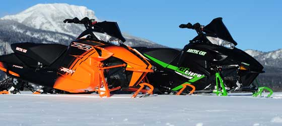 2014 Arctic Cat ZR 6000 & ZR 7000 by ArcticInsider.com