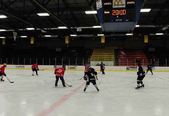 Arctic Cat Hockey Tournament. Photo: ArcticInsider.com