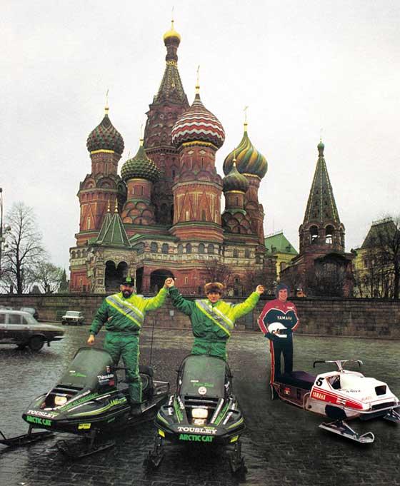 Minnesota (and Bobby Donahue) to Moscow by ArcticInsider.com