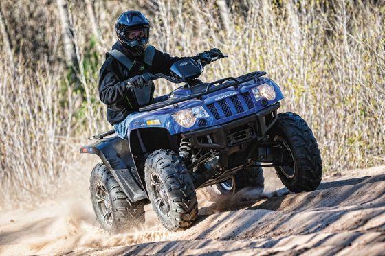 2014 Arctic Cat 500 ATV