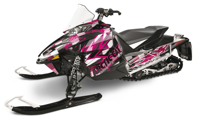(Pink) STROBE Cat Wrap from Arctic Cat