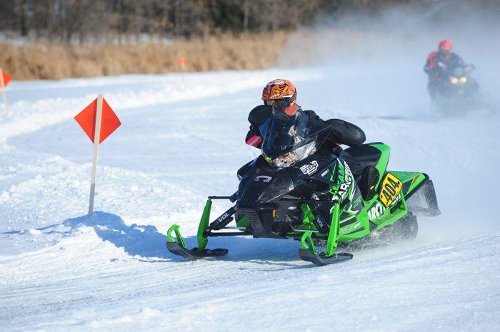 Team Arctic's Cole Nymann
