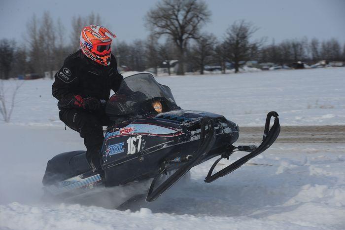 Michael Fugelberg at USXC I-500. ArcticInsider.com