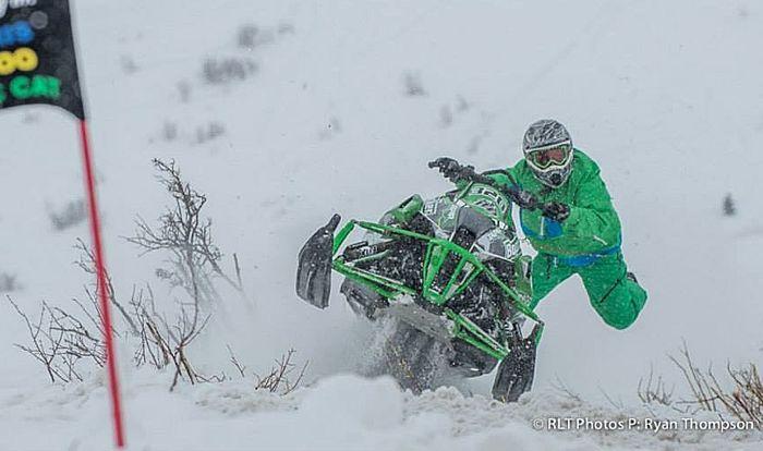 Team Arctic at Bear Lake, photo by RLT Photography