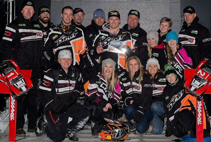 Christian Bros. Racing at Fargo 2014