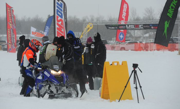 Will Team Yamaha be in contention at Pine Lake in 2014? Photo by ArcticInsider.com