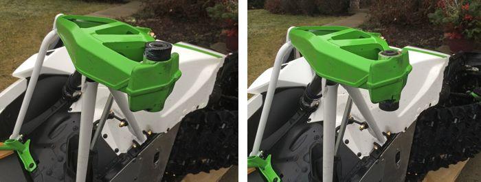 ArcticInsider's basic snowmobile prep ideas.