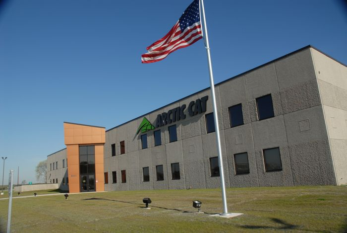 Arctic Cat Engine manufacturing facility in St. Cloud, MN. Photo by ArcticInsider.com