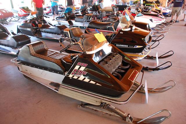 SHOF classic sled roundup
