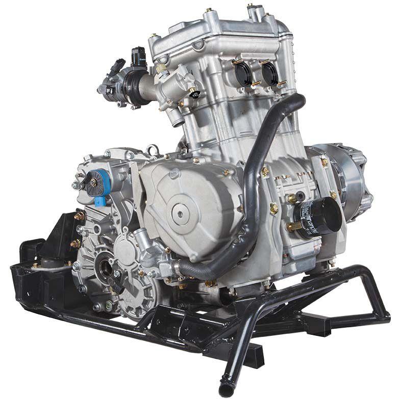 Arctic Cat Wildcat 700 Engine. By ArcticInsider.com