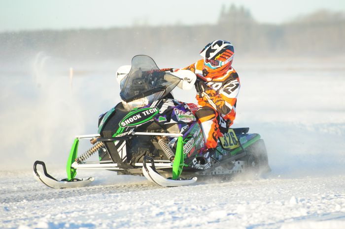Team Arctic Cat's Dustin Schwandt wins Sport classes. Photo ArcticInsider.com