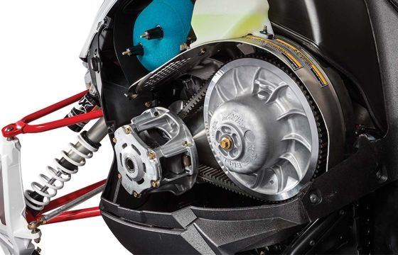 TEAM Rapid Response II and Rapid Reaction clutches for 2017 Arctic Cat snowmobiles.