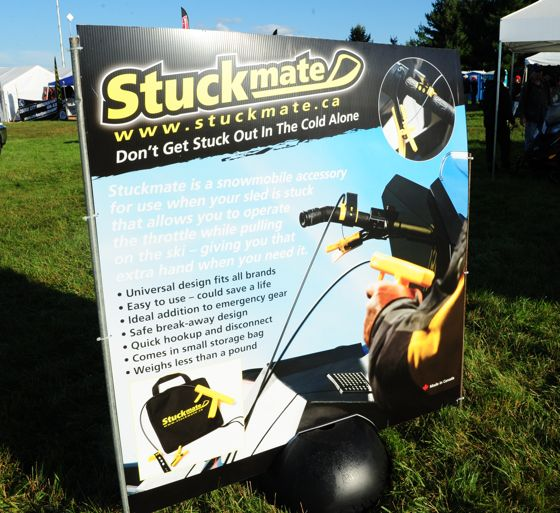 Weird snowmobile products that make you go hmmm?