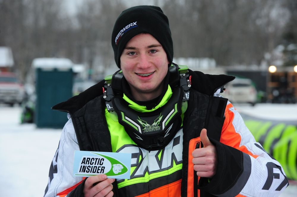 Hunter Houle, photo by ArcticInsider.