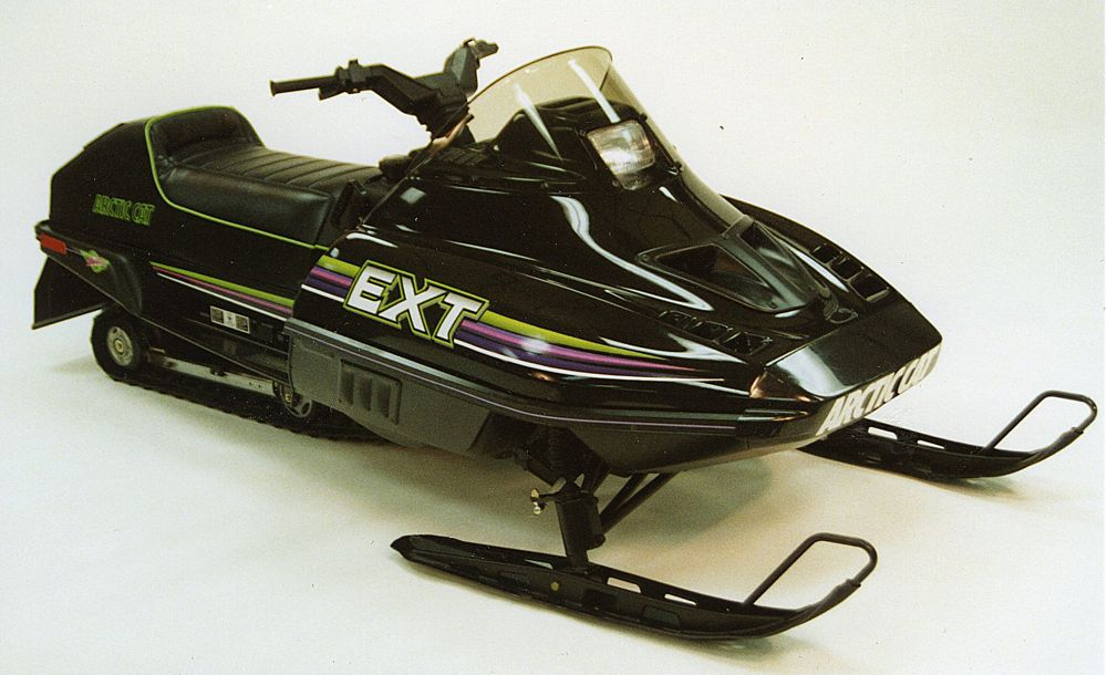 1990 Arctic Cat EXT Special. Photo posted by ArcticInsider.com