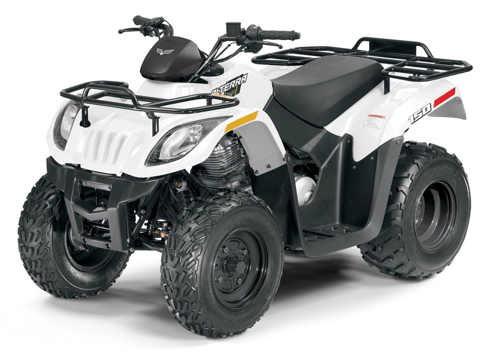 2018 Alterra 150 from Textron Off Road.