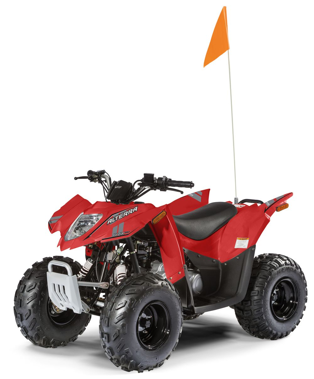2018 Alterra DVX 90 from Textron Off Road