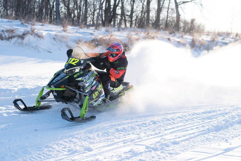 Team Arctic's Zach Herfindahl wins Manvel USXC. Photo by Kennedy.
