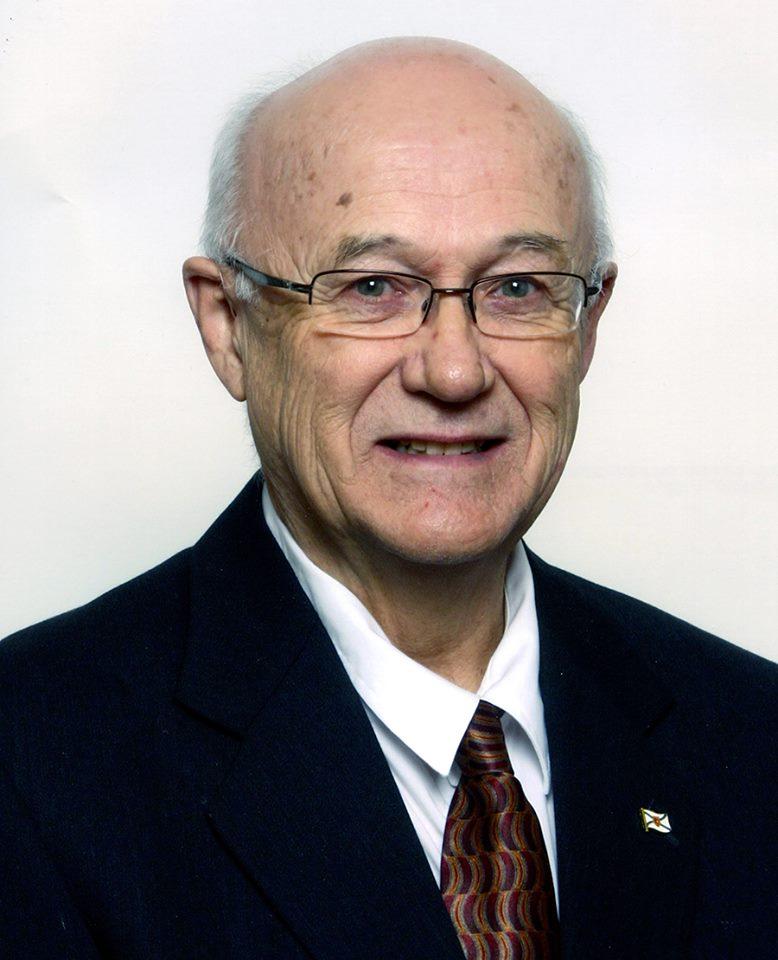 Stan Slack, ISHOF Inductee