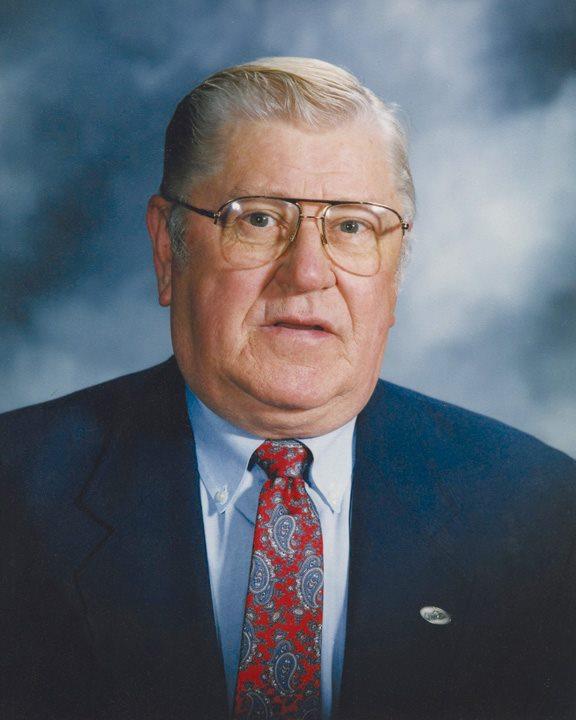 Bill Schumann, ISHOF award winnner