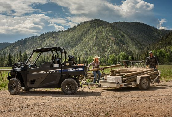 2019 Stampede from Textron Off Road