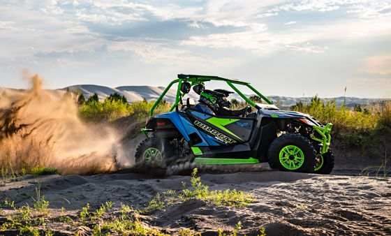 2019 Wildcat Sport Models from Textron Off Road