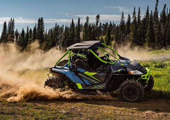 2019 Wildcat X Models from Textron Off Road