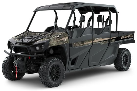 2019 Stampede 4 models from Textron Off Road