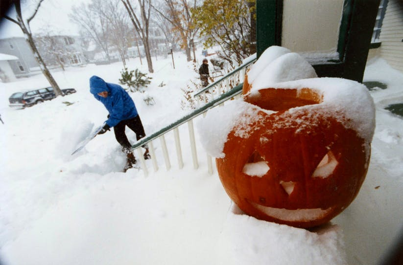 1991 Halloween Blizzard