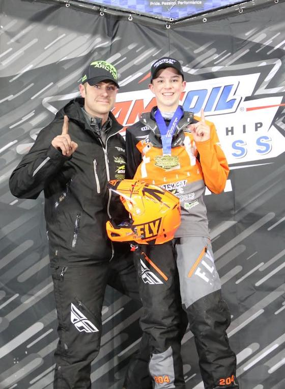 Raycer Frank continues to dominate the Sport Lite class